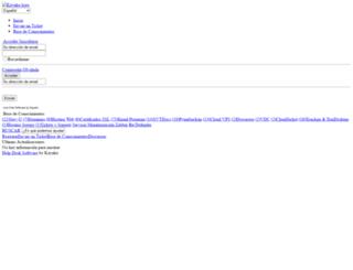 soporte.svtcloud.com screenshot