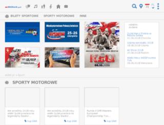 sopot2014.ebilet.pl screenshot