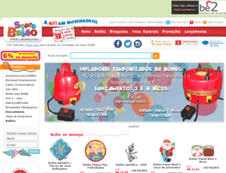 soprabalao.com.br screenshot