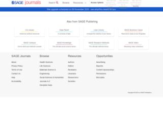 soq.sagepub.com screenshot