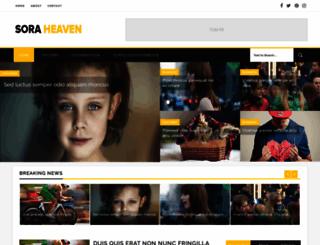 sora-heaven-soratemplates.blogspot.com screenshot