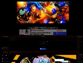 sora-to-kasai.forums-actifs.com screenshot