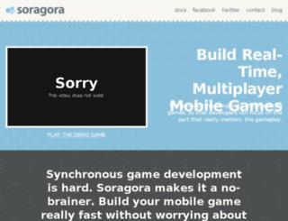 soragora.com screenshot