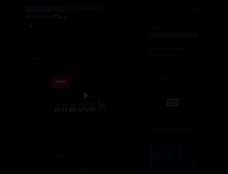 sorcerers.net screenshot