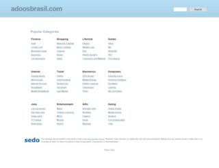 sorocaba.adoosbrasil.com screenshot