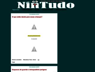 sorriaabordo.blogspot.com.br screenshot