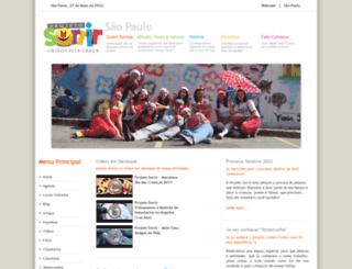 sorrir.websiteseguro.com screenshot