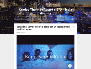 sorrisoresort.blogspot.it screenshot