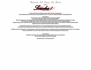 sorscha.org screenshot