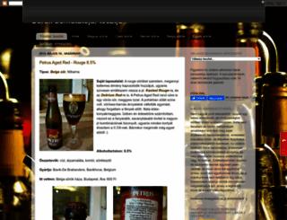 sortesztek.blogspot.hu screenshot