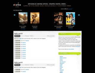 sortiescinema.net screenshot