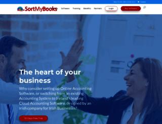 sortmybooks.com screenshot
