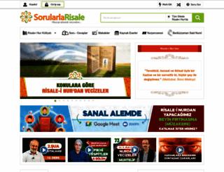 sorularlarisale.com screenshot