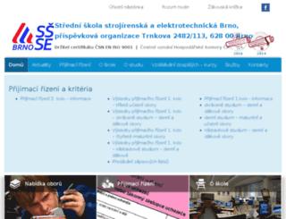 sos-soubrno.cz screenshot