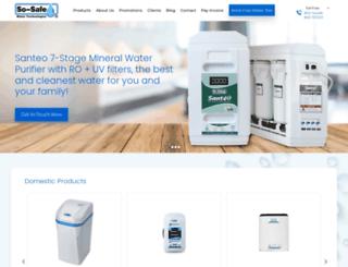 sosafe.com screenshot