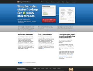 sosapp.sinelabs.com screenshot