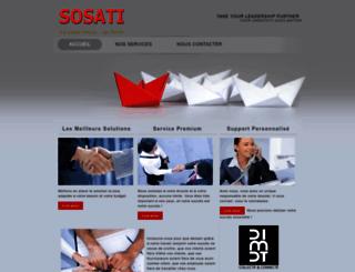 sosati.com screenshot