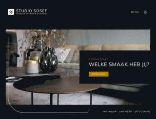 sosef.nl screenshot