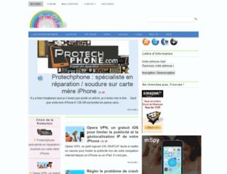 sosiphone.com screenshot