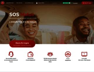sosmalus.com screenshot