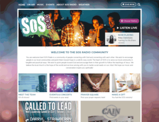 sosradio.net screenshot