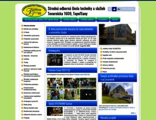 sostovar.edupage.sk screenshot