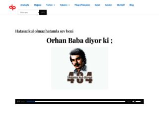sosyaldepo.com screenshot