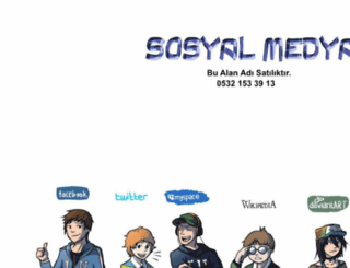 sosyalmedya.cc screenshot