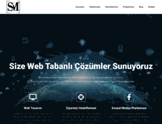 sosyalmesaj.com screenshot