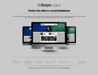 sosyologos.com screenshot