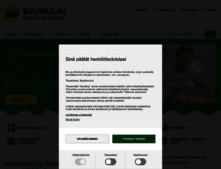 sote.kainuu.fi screenshot
