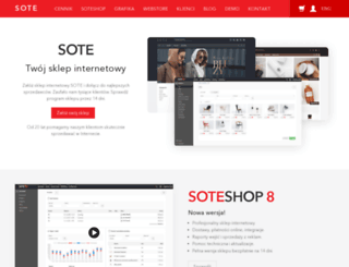 sote.pl screenshot