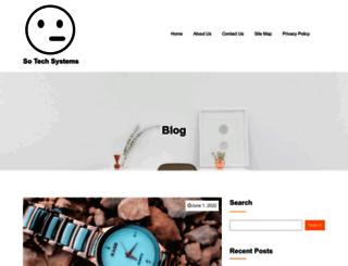 sotechsystems.com screenshot