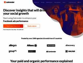 sotrender.com screenshot