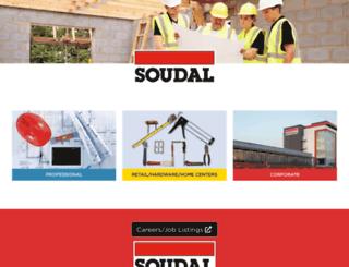 soudalusa.com screenshot