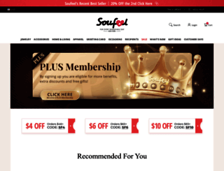 soufeel.com screenshot