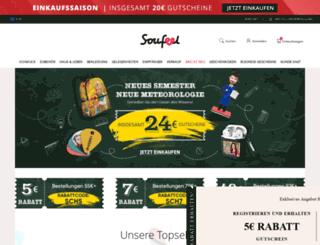 soufeel.de screenshot