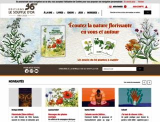souffledor.fr screenshot