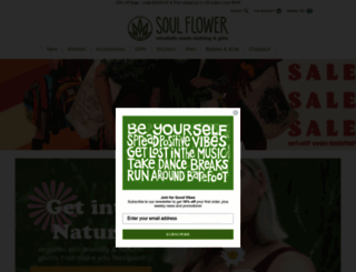 soul-flower.com screenshot