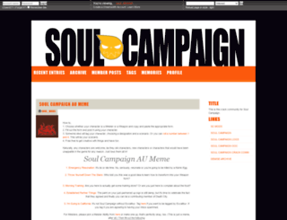 soul_skirmish.dreamwidth.org screenshot