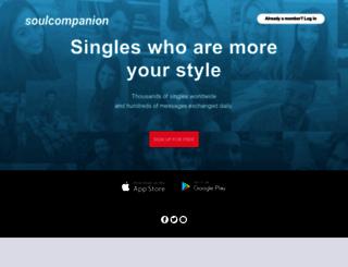 soulcompanion.net screenshot