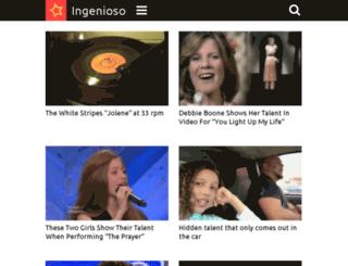 soulfulduet.ingenioso.tv screenshot