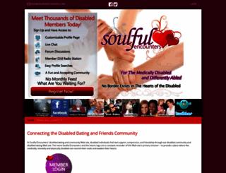 soulfulencounters.com screenshot