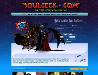 soulgeek.com screenshot