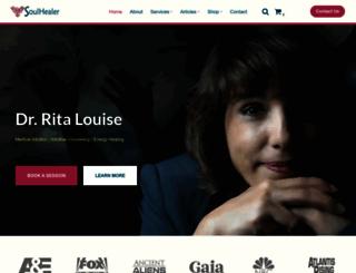 soulhealer.com screenshot