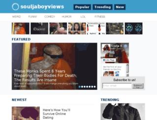 souljaboyviews.mobi screenshot