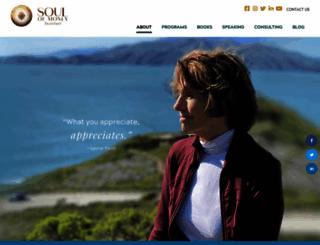 soulofmoney.org screenshot