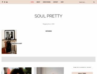 soulpretty.blogspot.com screenshot