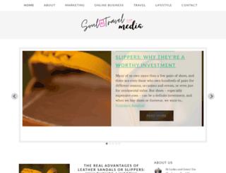 soultravelmultimedia.com screenshot