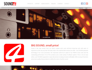 sound4.biz screenshot